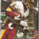 GARY CLARK 1993 Action Packed #32.  REDSKINS