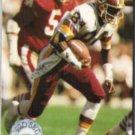 GARY CLARK 1993 Pro Set Platinum #279.  REDSKINS