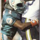 BRYAN COX 1992 Action Packed #150.  DOLPHINS