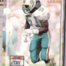 BRYAN COX 1993 Pro Set Power Gold Ins. #151.  DOLPHINS