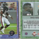 CURTIS CONWAY (2) 1993 Edge RC #252.  BEARS