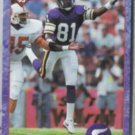 ANTHONY CARTER 1993 Edge #129.  VIKINGS