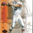 TIM COUCH 2001 Upper Deck Ovation #24.  BROWNS