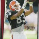 MARK CARRIER 1993 Score Select #117.  BROWNS