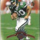 WAYNE CHREBET 1997 Leaf #51.  JETS