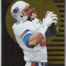 BEN COATES 1997 Pinnacle Zenith #68.  PATRIOTS