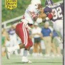 MIKE CROEL 1991 Fleer Ultra Draft #282.  BRONCOS