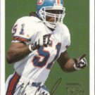 MIKE CROEL 1994 Fleer #131.  BRONCOS