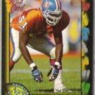 MIKE CROEL 1991 Wild Card #148.  BRONCOS