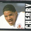 DERON CHERRY 1985 Topps #274.  CHIEFS