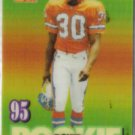TERRELL DAVIS 1994 SportFlix Rookie #145.  BRONCOS