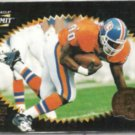 TERRELL DAVIS 1996 Pinnacle Summit #107.  BRONCOS