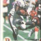 TERRELL DAVIS 1996 Score Board #59.  BRONCOS