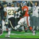 TERRELL DAVIS 1996 Upper Deck #250.  BRONCOS