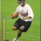 WARRICK DUNN 1997 Donruss Rookie #196.  BUCS