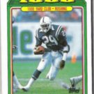 ERIC DICKERSON 1988 Topps 1000 Yard Club #2.  COLTS