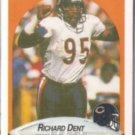 RICHARD DENT 1990 Fleer #291.  BEARS