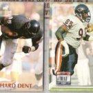 RICHARD DENT 1992 + 1993 Pro Set Power.  BEARS