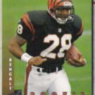 COREY DILLON 1997 Donruss Rookie #209.  BENGALS