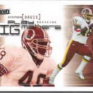 STEPHEN DAVIS 2000 Upper Deck Victory #247.  REDSKINS