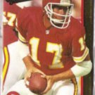 STEVE DeBERG 1992 Action Packed #112.  CHIEFS