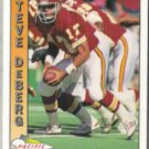 STEVE DeBERG 1991 Pacific #207.  CHIEFS