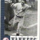 BOBBY MURCER 2000 UD Yankees Legends #29.