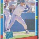 TINO MARTINEZ 1991 Donruss Rated Rookie #28.  MARINERS