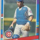 JOE GIRARDI 1991 Donruss #184.  CUBS