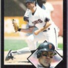 WILL CLARK 1992 Fleer All Stars Insert #13 of 24.  GIANTS