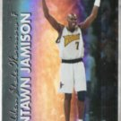 ANTAWN JAMISON 1999 Fleer Force #105.  WARRIORS