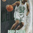 PAUL PIERCE 2000 Fleer Gametime #60.  CELTICS