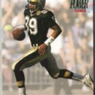 QUINN EARLY 1992 Pro Set Power #294.  SAINTS