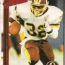 RICKY ERVINS 1991 Action Packed RC #33.  REDSKINS