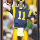 JIM EVERETT 1993 Pinnacle Men of Autumn Insert #42.  RAMS