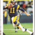 JIM EVERETT 1993 Topps GOLD Insert #27.  RAMS
