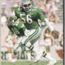 BYRON EVANS 1990 Pro Set #605.  EAGLES