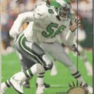 BYRON EVANS 1993 Upper Deck SP #202.  EAGLES