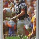 STEVE EMTMAN 1993 Fleer #325.  COLTS