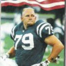 STEVE EMTMAN 1992 AW Sports Rookie #13.  COLTS
