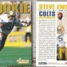STEVE EMTMAN (2) 1992 Skybox Impact #321.  COLTS