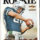 CHRISTIAN FAURIA 1995 Pinnacle Summit RC #162.  SEAHAWKS