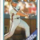GARY CARTER 1988 Topps #530.  METS