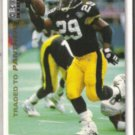 BARRY FOSTER 1995 Upper Deck CC #143.  STEELERS