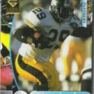 BARRY FOSTER 1995 Edge Black Label #160.  STEELERS