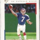 DOUG FLUTIE 2000 Topps Gallery #92.  BILLS