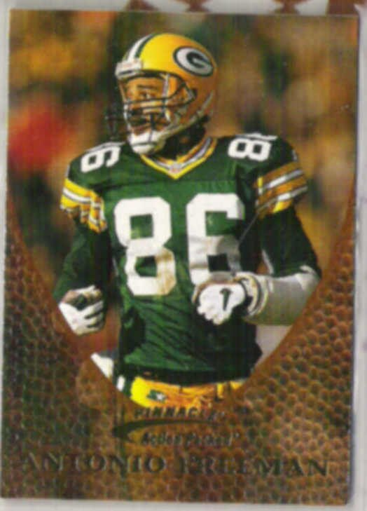 ANTONIO FREEMAN 1997 Pinnacle AP #105.  PACKERS