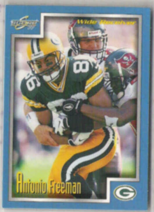 ANTONIO FREEMAN 1999 Score #9.  PACKERS