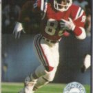 IRVING FRYAR 1991 Pro Set Platinum #230.  PATRIOTS