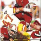 WILLIAM FLOYD 1995 Pinnacle Action Packed #39.  49ers